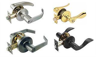 Door lever handle