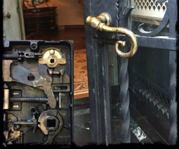 Mechanism Of Auntick Lock