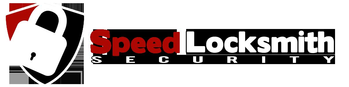 Speed Locksmith Logo